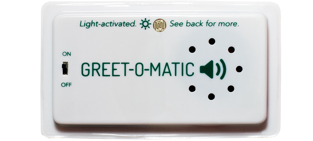 Greet-o-matic
